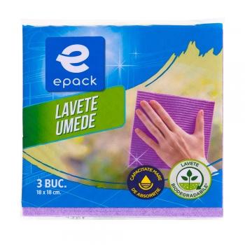 Sponge cloth, 3pcs.