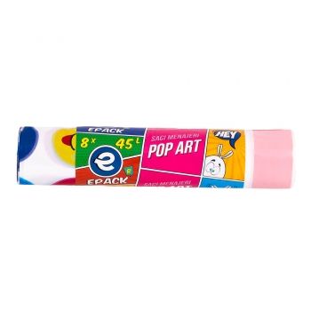 "Saci menajeri ""POP ART"" 45L"