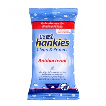 Wet Hankies (15 pcs.)