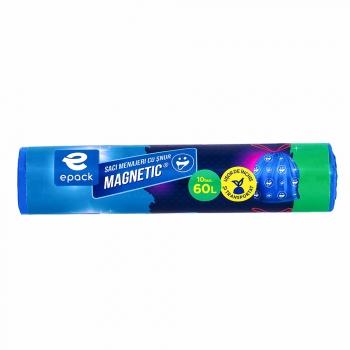 """Saci menajeri """"Magnetic"""" 60L"""